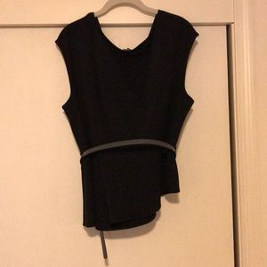 Lane Bryant Tops - 6th & Lane by Lane Bryant Belted Sleeveless Top